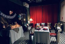 Restaurant With Private Dining Room At District 2 Hochiminh City